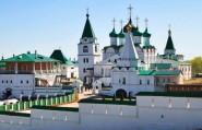 Изыскания для Вознесенского Печерского монастыря
